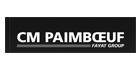 CM PAIMPBOEUF GROUPE FAYAT