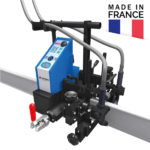 FLATMAG dual twin torch welding carriage